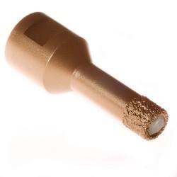 Koronka 10mm do gresu na sucho otwornica
