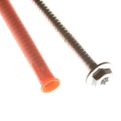 SDF-KB 10x100 kołek rozporowy nierdzewny z łbem sześciokątnym