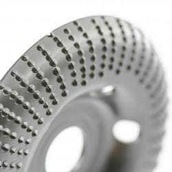 Tarnik frez na szlifierkę zaokrąglony 120mm średni ząb T94