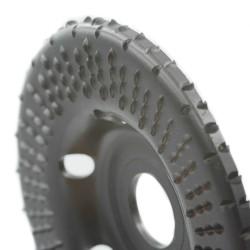Frez tarnikowy na szlifierkę 120x6mm T82 wpuszczany z grubym zębem