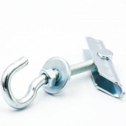Kołek uchylny M5x100 do pustki z hakiem otwartym 50 szt.