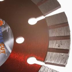 Tarcza diamentowa Turbo Speed 115mm
