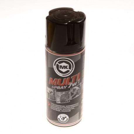 Smar wielofunkcyjny multi spray 7w1 MK 250ml